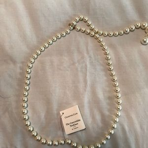 Charter Club Pearl Necklace